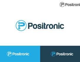 #78 para Diseñar un logotipo for Positronic de mariadesign78