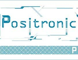 #163 for Diseñar un logotipo for Positronic by Leandrook