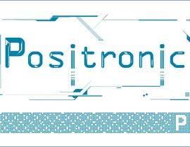#163 para Diseñar un logotipo for Positronic de Leandrook
