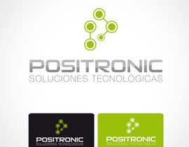 #16 for Diseñar un logotipo for Positronic by SebaComun