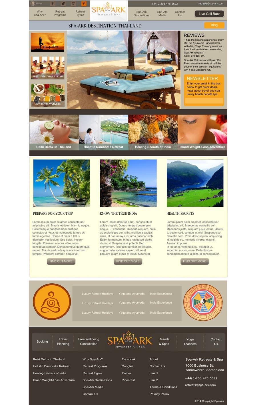 Inscrição nº                                         28                                      do Concurso para                                         Design a Wordpress Template for Travel Website