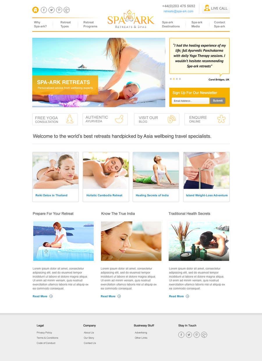 Inscrição nº                                         37                                      do Concurso para                                         Design a Wordpress Template for Travel Website