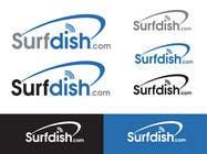 Graphic Design Konkurrenceindlæg #21 for *** LOGO design for Surfdish.com!