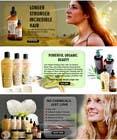 Banner Ad Design for 3 Organic Hair Care Website için Graphic Design20 No.lu Yarışma Girdisi