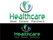 Graphic Design Konkurrenceindlæg #85 for Logo Design for Healthcare Real Estate Partners