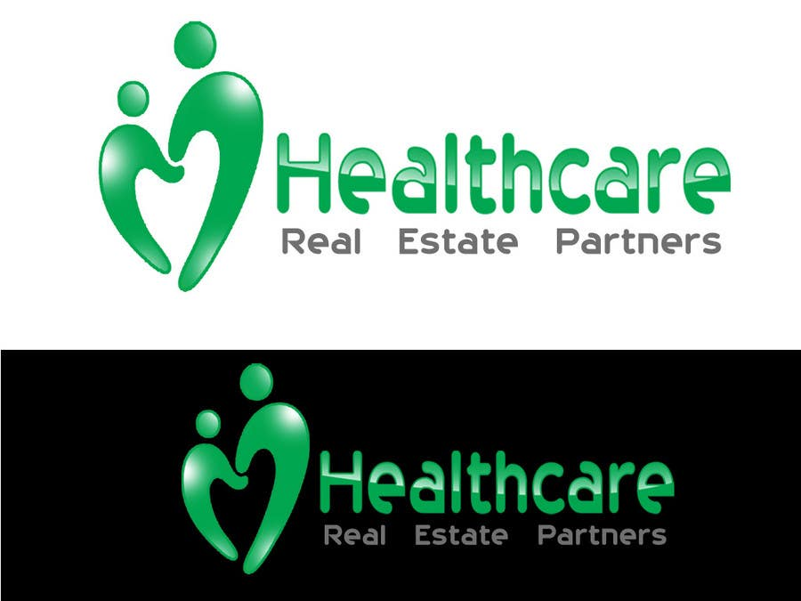 Konkurrenceindlæg #94 for Logo Design for Healthcare Real Estate Partners