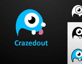 #44 for Logo Design for Crazedout by praxlab