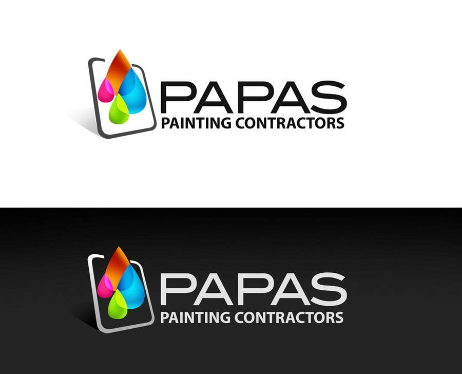 #429 for Logo Design for Papas Painting Contractors by pinky