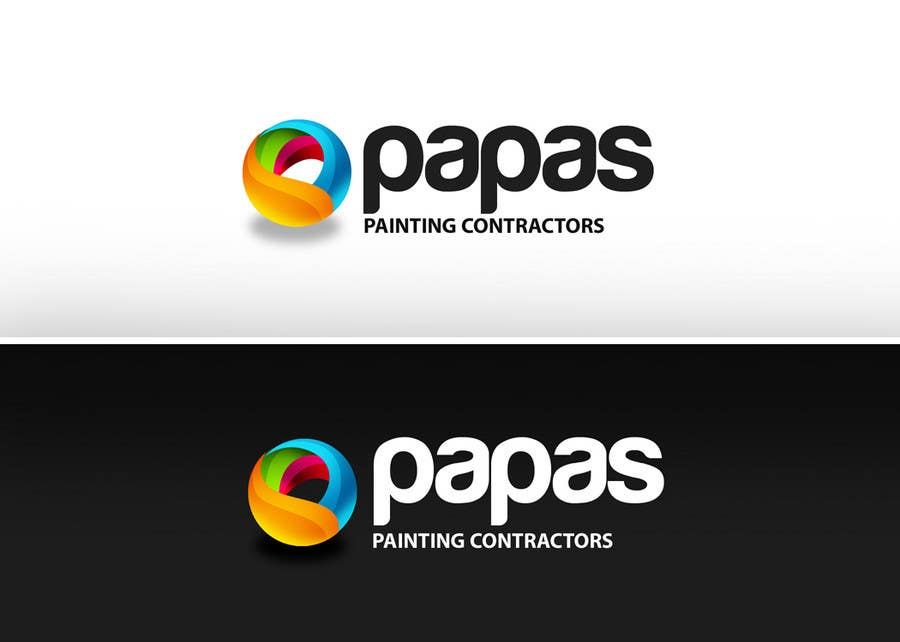 #325 for Logo Design for Papas Painting Contractors by pinky