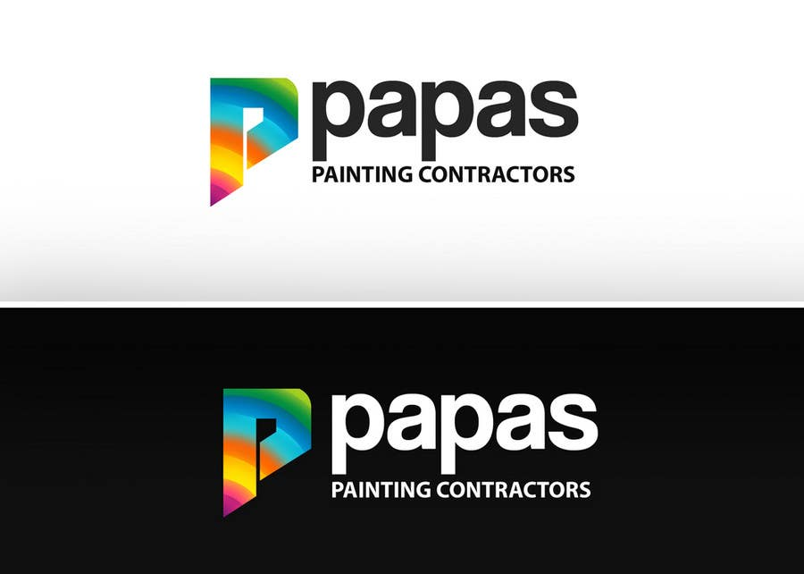 #643 for Logo Design for Papas Painting Contractors by pinky