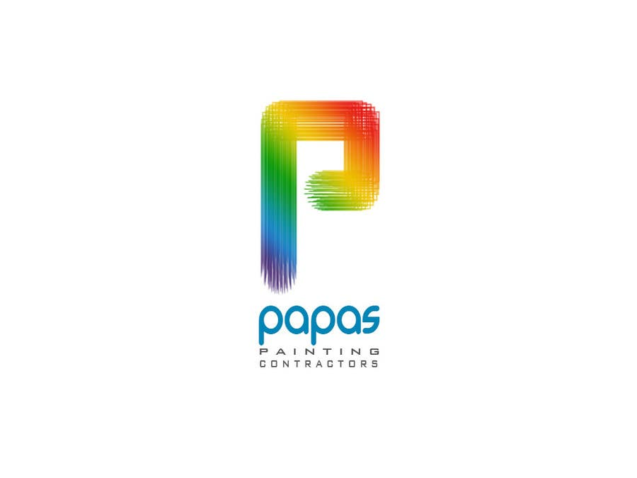 #617 for Logo Design for Papas Painting Contractors by askleo