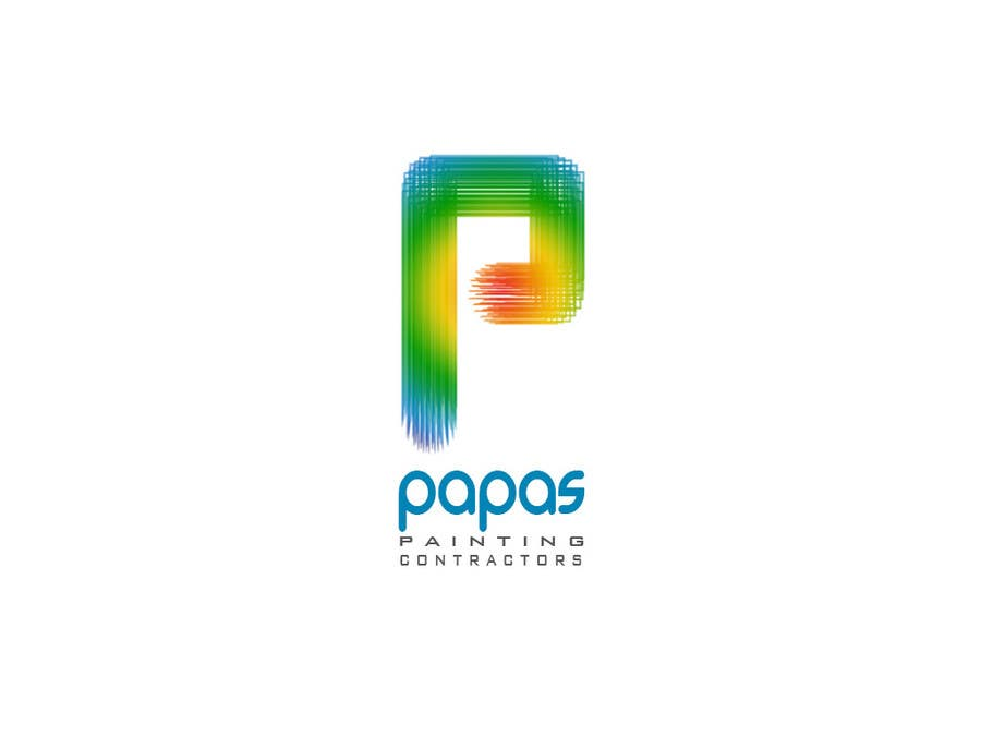 #615 for Logo Design for Papas Painting Contractors by askleo
