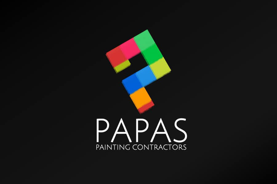 #682 for Logo Design for Papas Painting Contractors by niwrek