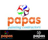 Graphic Design Contest Entry #156 for Logo Design for Papas Painting Contractors