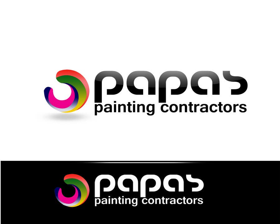 Contest Entry #                                        436                                      for                                         Logo Design for Papas Painting Contractors