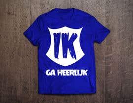 mgpcreationz tarafından Design a t-shirt için no 82