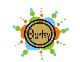 #85 for Logo Design for Blurtsy by Anakuki