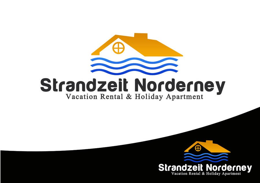 Contest Entry #5 for Logo Design for vacation rental / holiday apartment