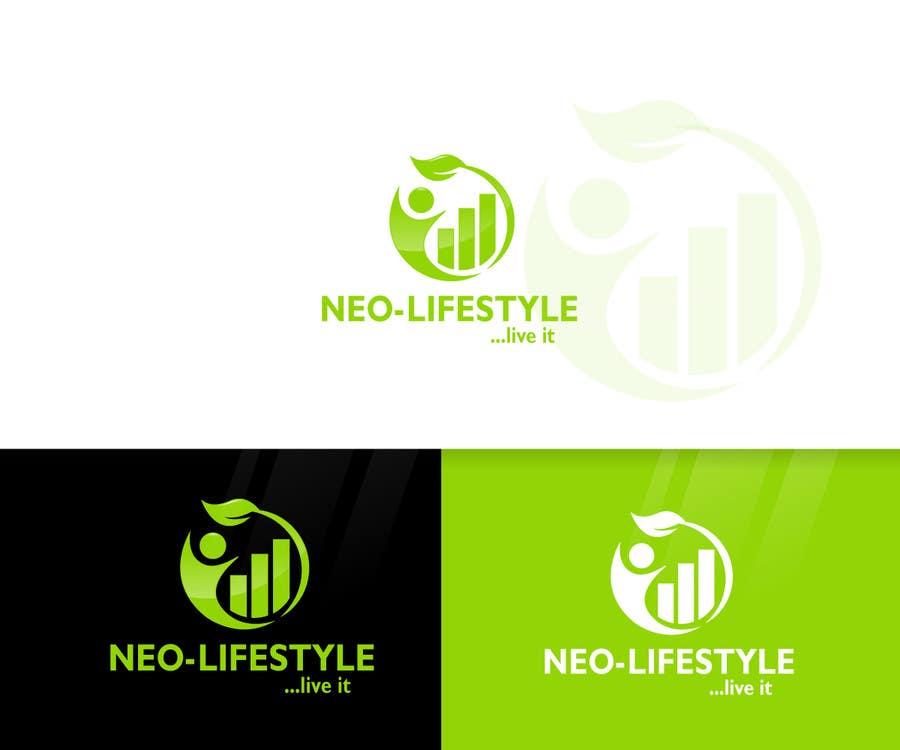 Penyertaan Peraduan #                                        18                                      untuk                                         Design a Logo for neo-lifestyle