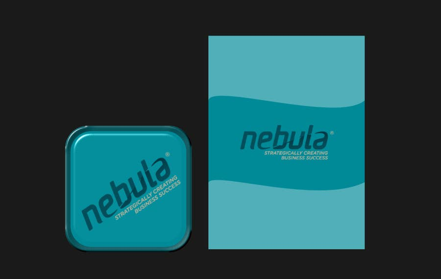 Bài tham dự cuộc thi #                                        4                                      cho                                         Design an icon & landing page for Nebula Employee Mobile Application