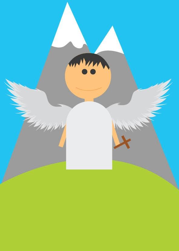 Konkurrenceindlæg #                                        9                                      for                                         Graphic Design for Holy Cards