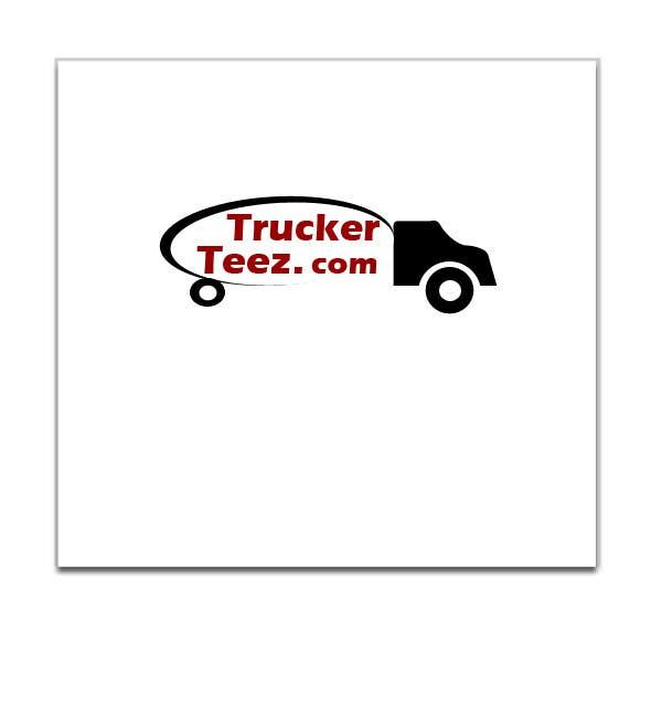 Bài tham dự cuộc thi #                                        22                                      cho                                         Logo Design for TruckerTeez.com