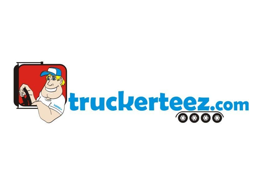Bài tham dự cuộc thi #                                        20                                      cho                                         Logo Design for TruckerTeez.com