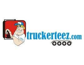 #21 cho Logo Design for TruckerTeez.com bởi Wagner2013