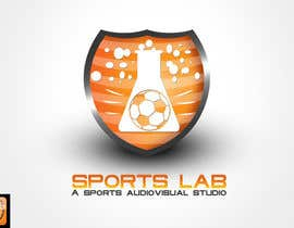 nº 24 pour Logo Design for Sports Lab par rogeliobello