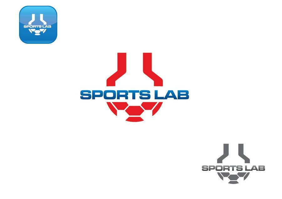 Inscrição nº                                         42                                      do Concurso para                                         Logo Design for Sports Lab