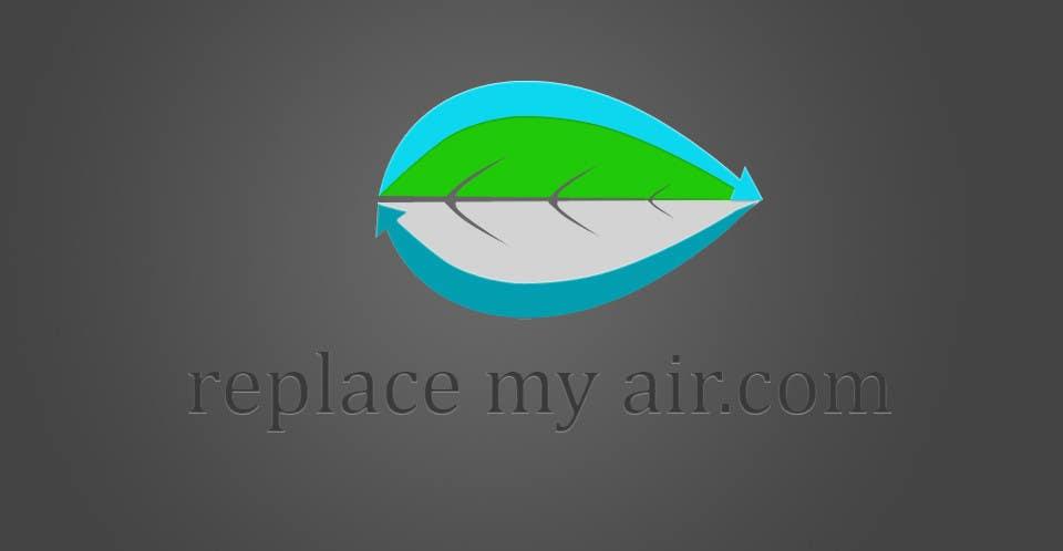 Penyertaan Peraduan #29 untuk Logo Design for Replace My Air .com