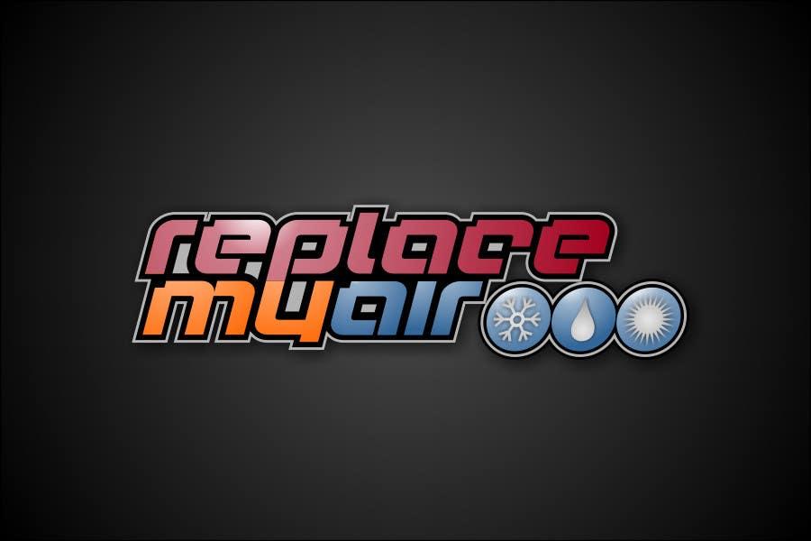 Конкурсная заявка №135 для Logo Design for Replace My Air .com