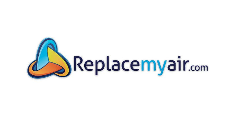Penyertaan Peraduan #131 untuk Logo Design for Replace My Air .com