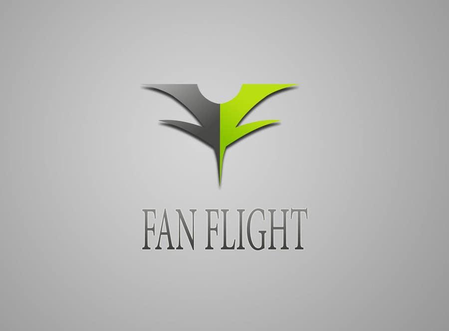 Inscrição nº                                         9                                      do Concurso para                                         Design a Logo for Fan Flight
