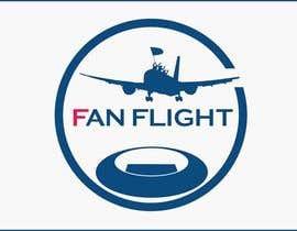 #57 para Design a Logo for Fan Flight por fb538068e4957c2