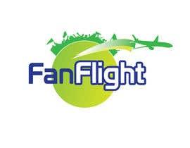 #42 para Design a Logo for Fan Flight por hillaryclint