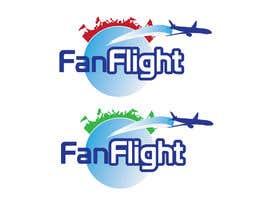 #43 para Design a Logo for Fan Flight por hillaryclint