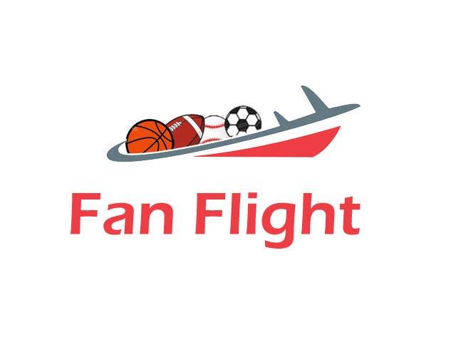 Inscrição nº                                         63                                      do Concurso para                                         Design a Logo for Fan Flight