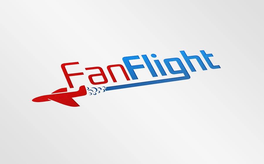 Inscrição nº                                         13                                      do Concurso para                                         Design a Logo for Fan Flight