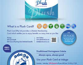 #2 untuk Magazine Advert redesign for Plush Card (Pty) Ltd oleh santiagodurieux