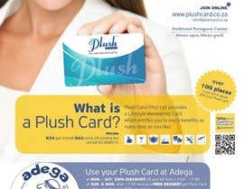 #42 para Magazine Advert redesign for Plush Card (Pty) Ltd por magied