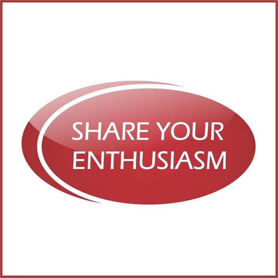 Proposition n°                                        514                                      du concours                                         Logo Design for Share your enthusiasm