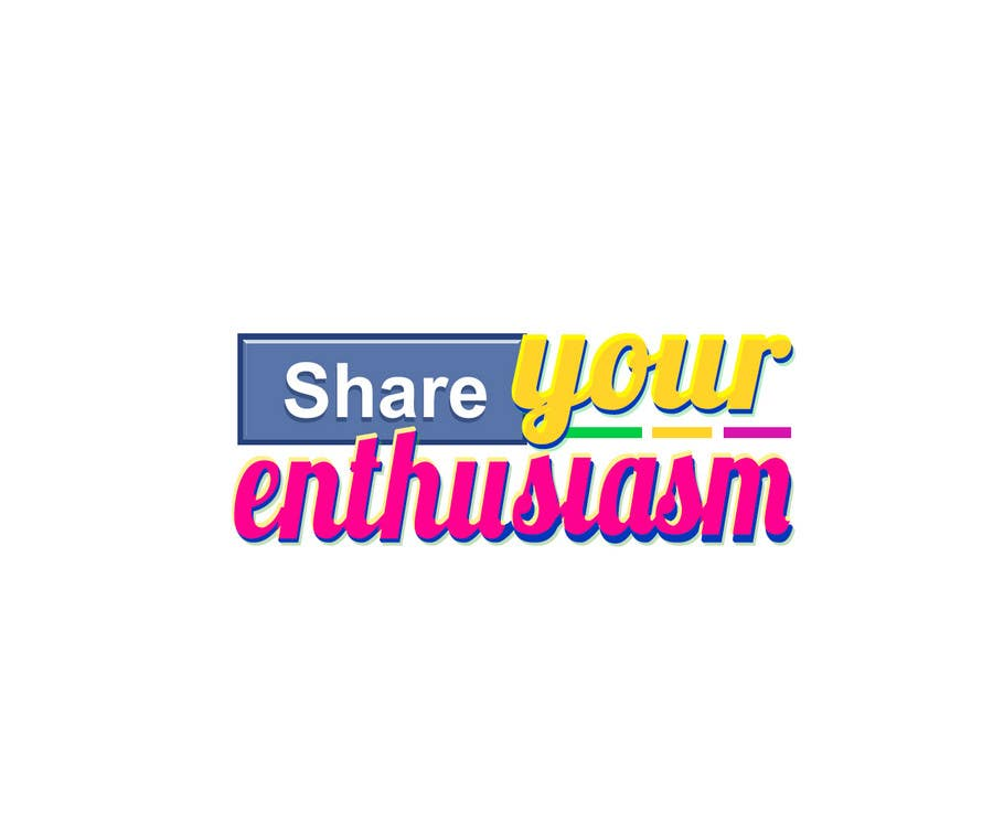 Proposition n°                                        735                                      du concours                                         Logo Design for Share your enthusiasm