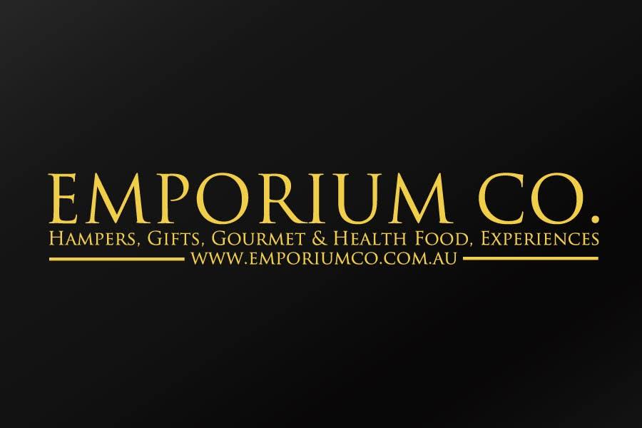 Конкурсная заявка №117 для Logo Design for Emporium Co.