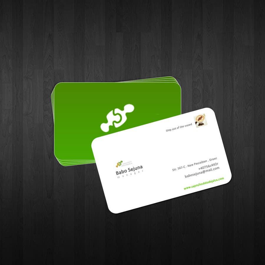 Bài tham dự cuộc thi #49 cho Business Card Design for ZD institute