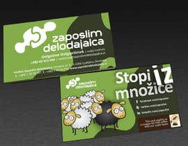 #51 untuk Business Card Design for ZD institute oleh markomavric