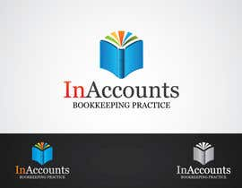 nº 61 pour Logo Design for InAccounts bookkeeping practice par creasian
