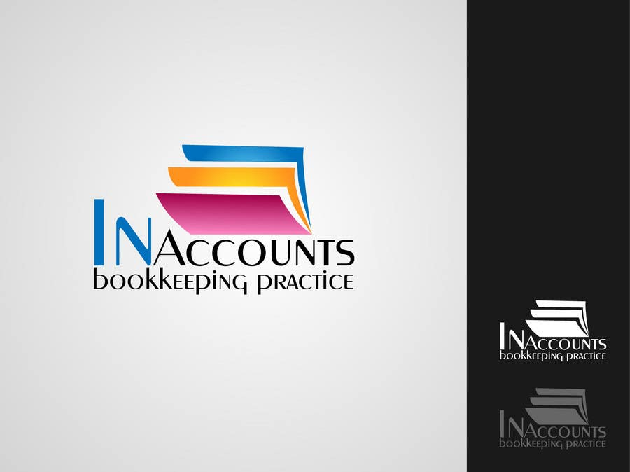 Konkurrenceindlæg #119 for Logo Design for InAccounts bookkeeping practice