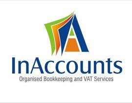 #140 untuk Logo Design for InAccounts bookkeeping practice oleh sharpminds40