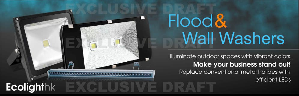 Bài tham dự cuộc thi #52 cho Banner Ad Design for LED shop